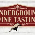 Underground Tasting Room