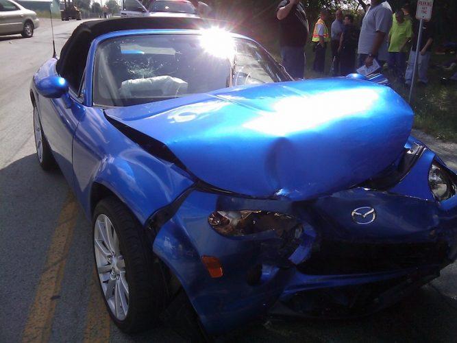 sacramento auto accident