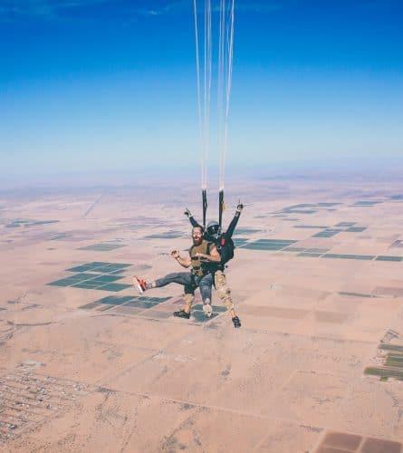 sacramento skydiving